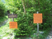 Tuckerman Ravine trail closed